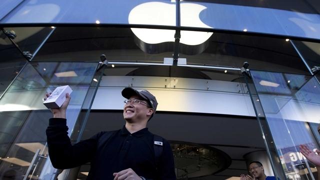 Çin'de Apple Verileri Üzerinden Milyonlar Kazananlar Tutuklandı