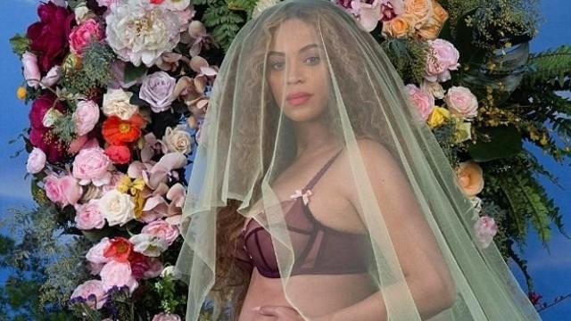 Instagram Tarihinin En Çok Beğenilen Fotoğrafı Beyonce'tan Geldi