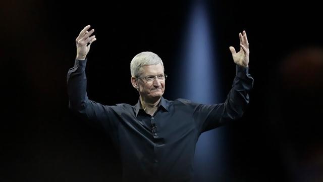 Apple'ın Hisse Artışı Tim Cook'a 44 Milyon Dolar Kazandıracak