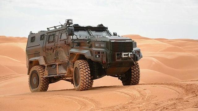 Ejder Yalçın Zırhlısı'nın İlk Durağı Kuzey Afrika Olacak