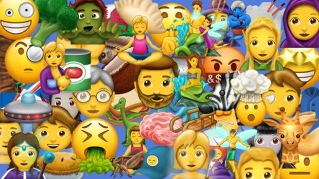 Akıllı Telefonlara Bu Yaz 69 Yeni Emoji Geliyor