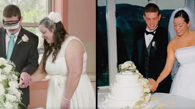 Görme Engelli Adam Akıllı Gözlükler Sayesinde Düğününü Tekrar Yaşadı