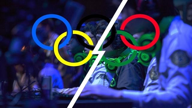 E-Spor, Olimpik Bir Spor Dalı Olacak