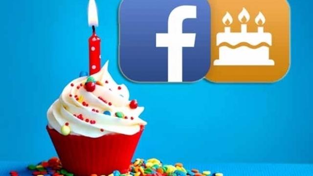 Facebook'tan Doğum Günü Kutlamalarına Özel Video