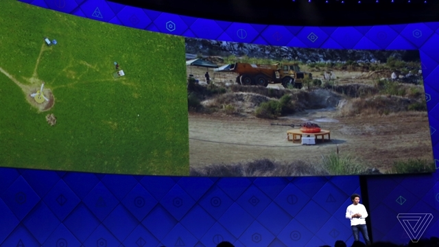 Facebook'un İnternet Sağlayan Helikopter Drone'u Testlere Başladı
