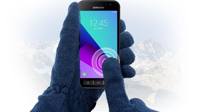 Samsung, Galaxy Xcover 4'ü Resmen Duyurdu