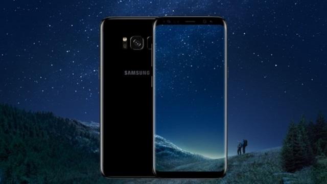 Samsung Galaxy S9'un Ekranına Ait Detaylar Ortaya Çıktı