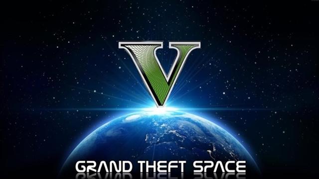 Yeni GTA 5 Modu Oyuncuları Uzayın Sonsuzluğuna Götürecek