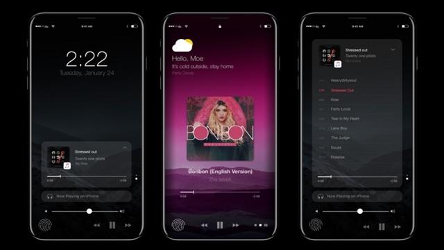 Yeni iPhone 8 Konsept Videosu Taşları Yerinden Oynatacak