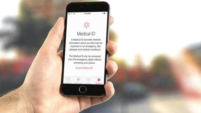 Apple, iPhone Kullanıcılarının Tıbbi Geçmişini Yönetecek