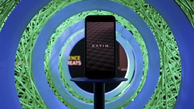 MWC 2017'de Ultra Güvenli Akıllı Telefon DarkMatter Katim Tanıtıldı