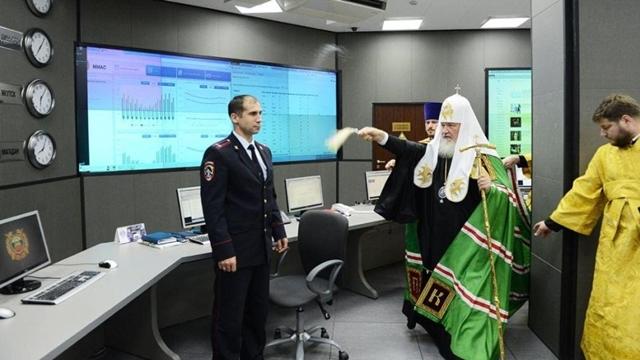 Rusya Siber Saldırıya 'Kutsal Suyla' Önlem Aldı