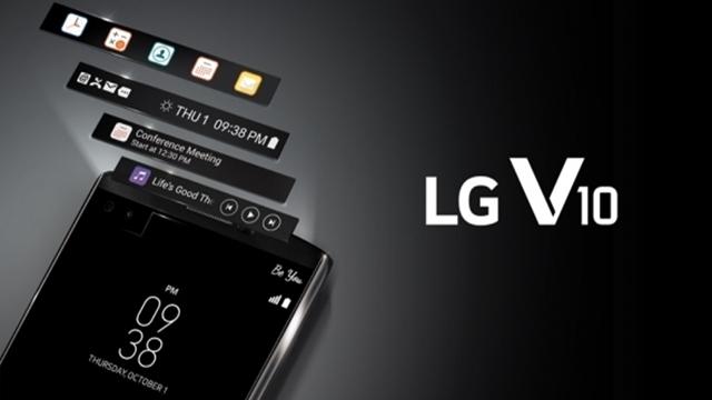 LG V10 için Android Nougat Güncellemesi Yayınlandı
