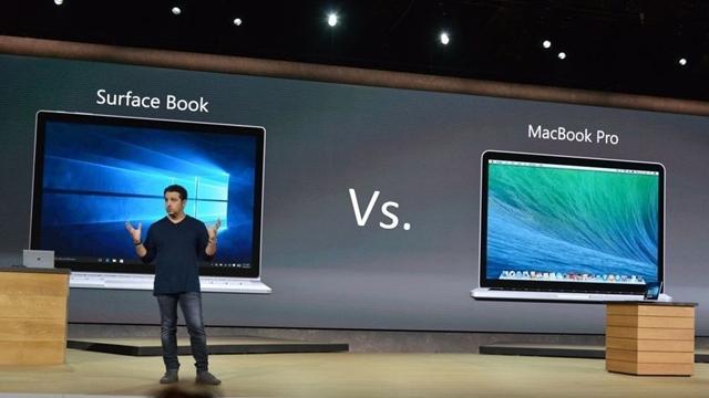 Microsoft'tan Açıklama: 'Apple Bizi Taklit Ediyor'