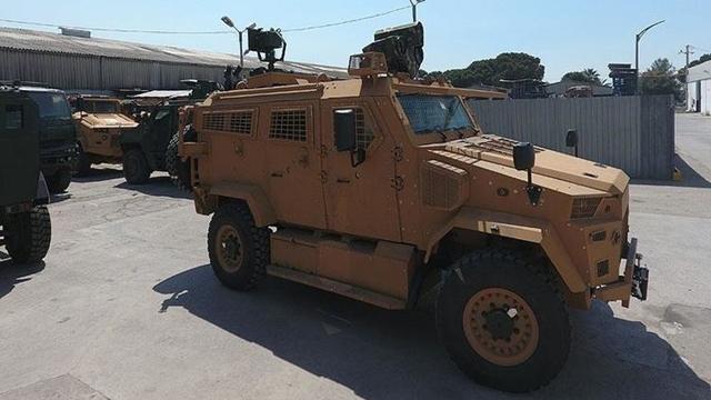 Milli Mobil Lazer Savunma Sistemi Gövde Gösterisi Yapacak