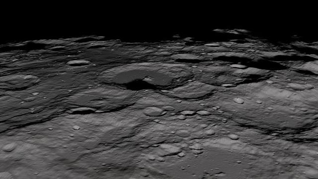 Ay Yüzeyinde Su İzine Rastlandı