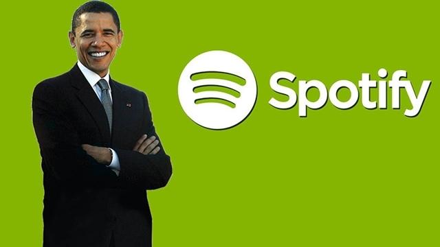 Spotify'dan Barack Obama'ya İş Teklifi Geldi