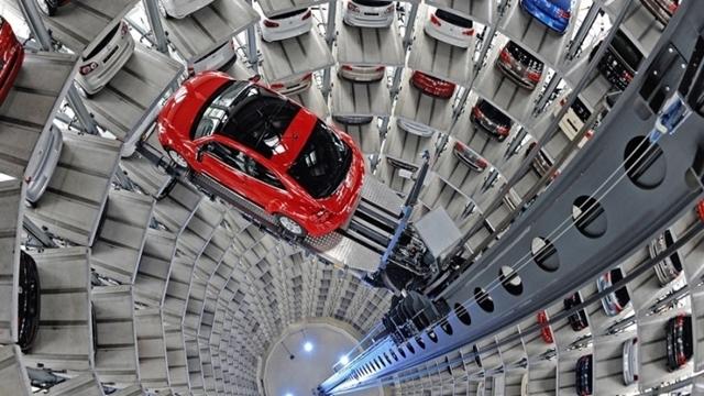 Türkiye'de Otomobil Üretimi 1 Yılda Yüzde 18 Arttı