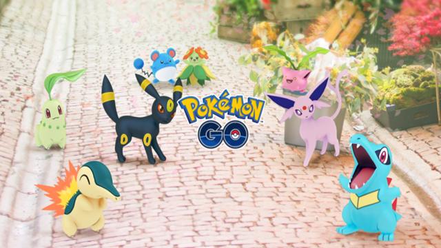 Pokemon Go'ya Bu Hafta 80 Yeni Canavar Eklenecek