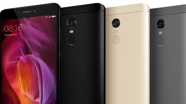 Xiaomi Redmi Note 45 Günde Bir Milyon Satarak Rekor Kırdı