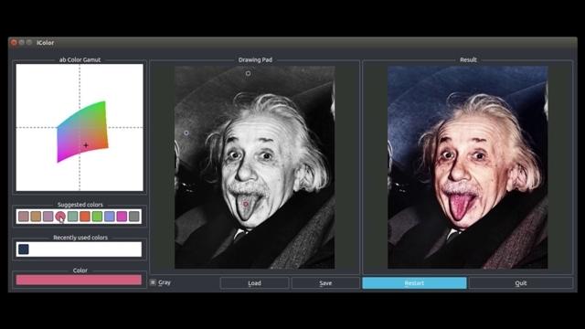 Yapay Zeka Destekli Yazılım Renksiz Fotoğrafları Renklendirmeyi Kolaylaştırdı