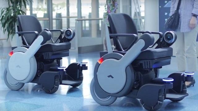Yürümede Zorluk Yaşayanlar İçin Robot Sandalyeler Hizmete Başladı