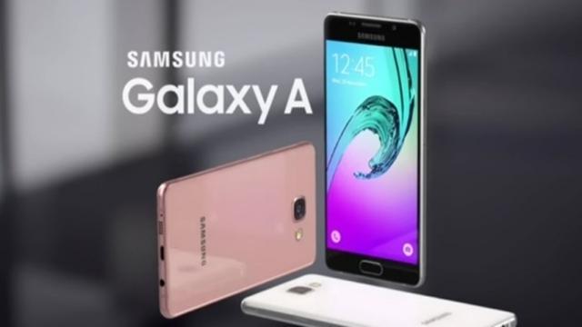 Samsung Galaxy A Serisi Türkiye'de Satışa Sunuldu