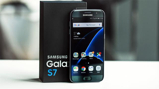 Samsung Galaxy S7 Dünya'nın En Popüler Telefonu Oldu
