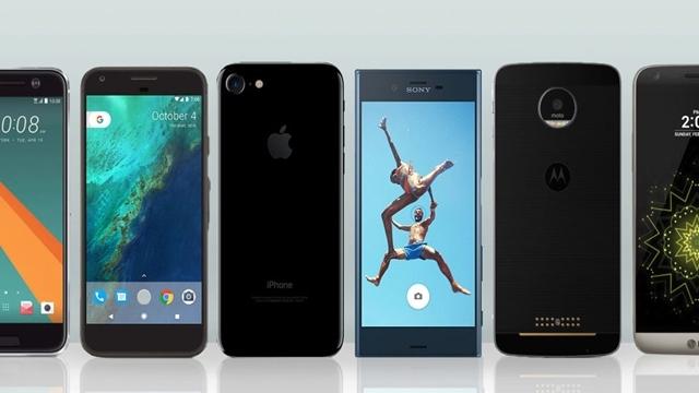 2016'nın En İyi 15 Akıllı Telefonu