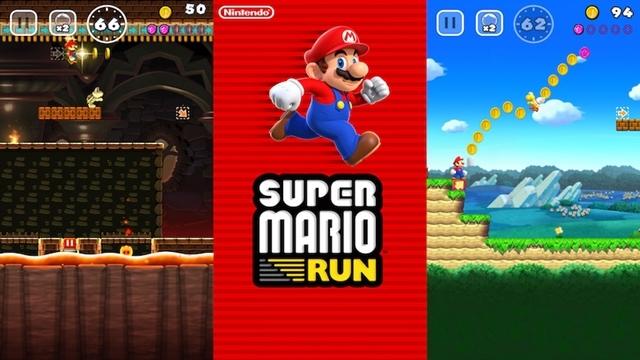Super Mario Run Neredeyse 150 Milyon Kez İndirildi