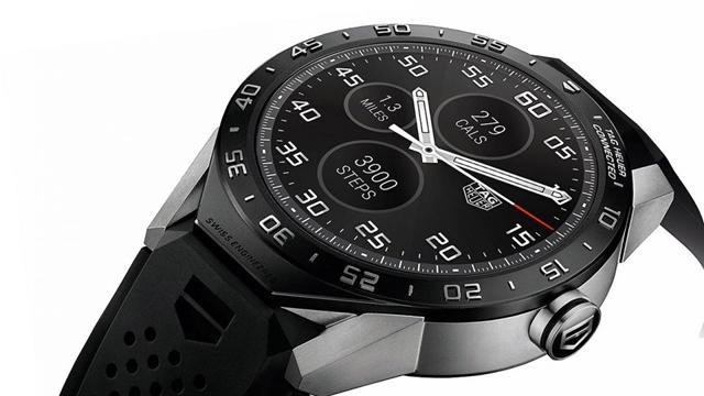 TAG Heuer Hibrid Akıllı Saatin Teknik Detayları Sızdırıldı