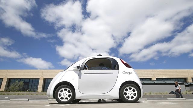 Google, Waymo ile Sürücüsüz Otomobilleri Tek Çatıda Topluyor
