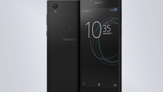 Sony, Yeni Akıllı Telefonu Xperia L1'i Tanıttı