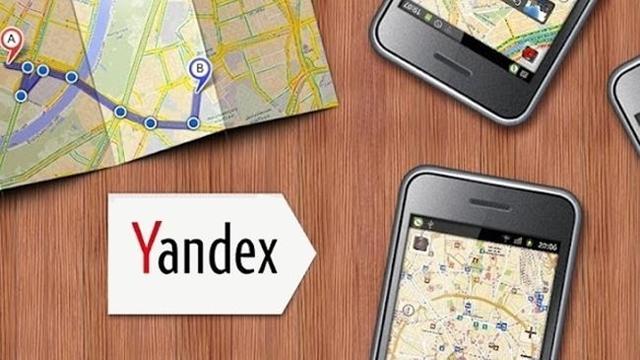 Yandex Navigasyon'dan Bayrama Özel Trafik Haritası