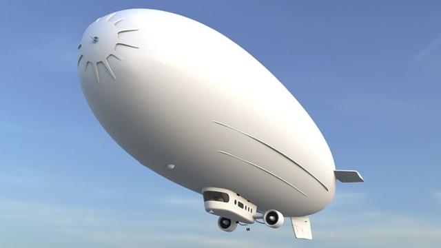 Google'ın Kurucusu Dünyanın En Büyük Hava Aracına Sahip Olacak
