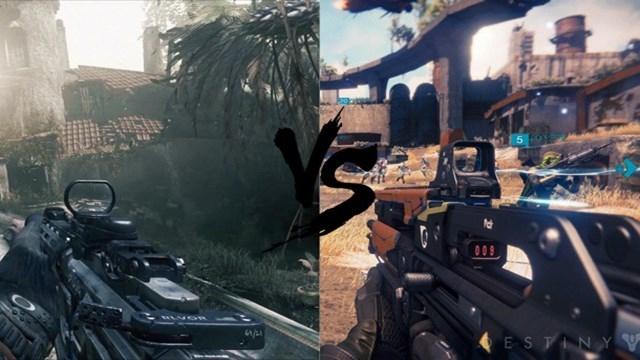 Call of Duty ve Destiny Rakip Değiller
