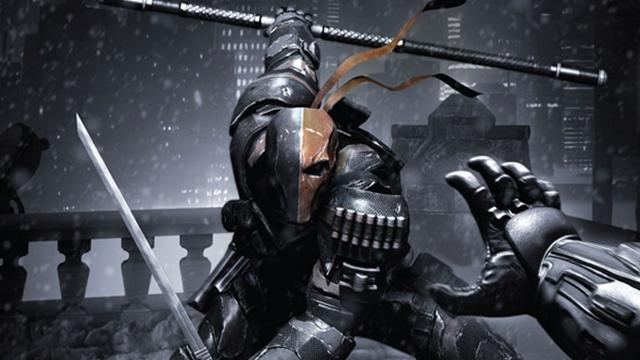 Batman Arkham Origins'te Deathstroke Oynanabilir Olacak