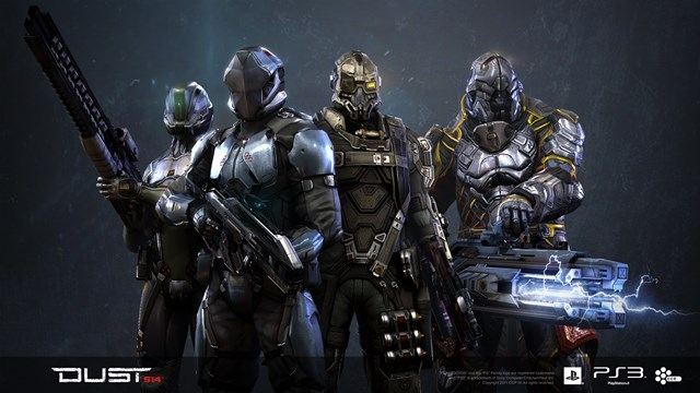 Dust 514, Playstation 3 Free To Play Oyunu Çıktı
