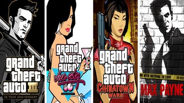 Grand Theft Auto ve Max Payne, Mobilde İndirime Girdi