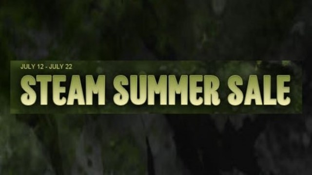 Steam Yaz İndirimleri Başladı