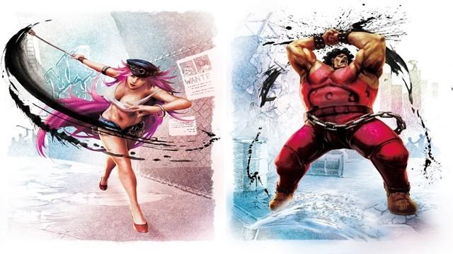 Street Fighter 4'e 5 Yeni Karakter Geliyor