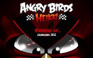 Angry Birds Heikki: Kızgın Kuşlar Yarış Pistine İniyor