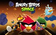 Angry Birds Space 100 Milyon Kez İndirildi