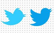 Twitter Logosunu Yeniledi