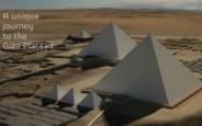 Mısır Piramitlerinde 3D Tura Çıkın