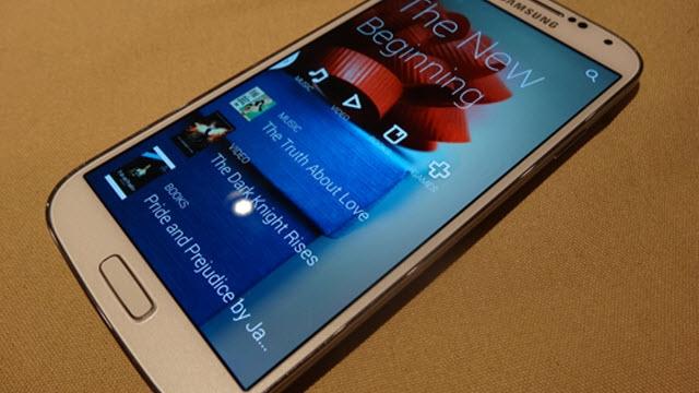 10 Milyon Samsung Galaxy S4 Gönderildi