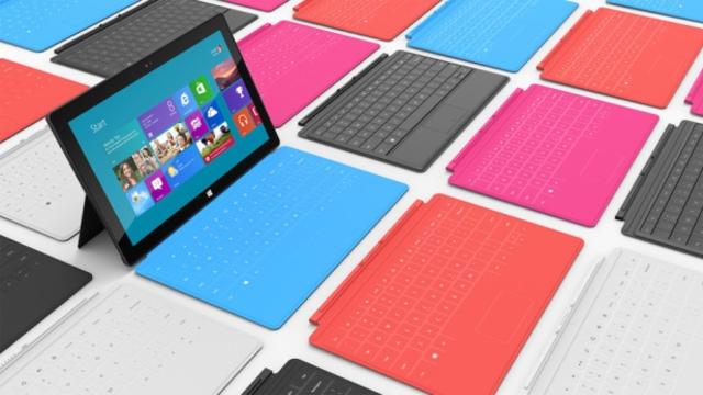 2014'te İki Yeni Microsoft Surface Modeli Geliyor