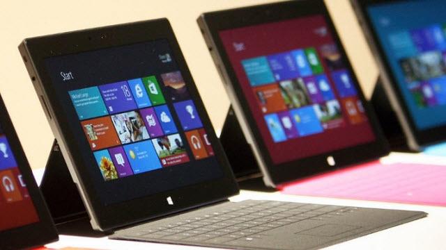 64 GB Surface Pro Tablette 23 GB Boş Alan Var