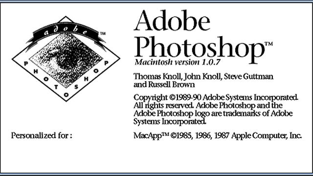 Adobe Photoshop'un Kaynak Kodları Yayınlandı