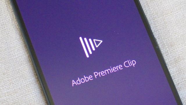 Adobe Premiere Clip Video Editörü Sonunda Android İçin Yayınlandı
